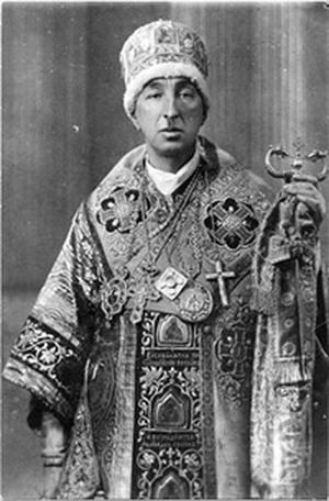 Александр Введенский — один из лидеров обновленческого раскола