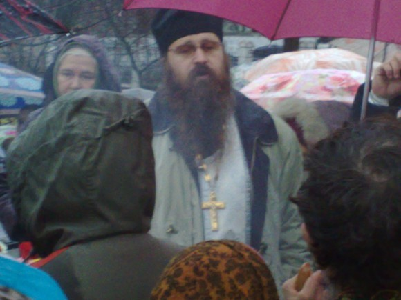Иеромонах Агапит (Никонов)