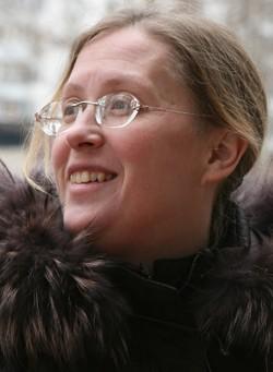 Екатерина Бурмистрова