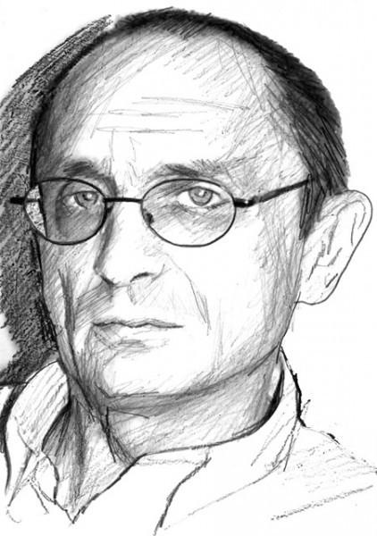 Портрет Д. Врубеля