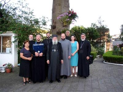 Приход православного храма в Сан-Паолу