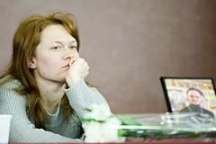 Юлия Сысоева: год между небом и землей
