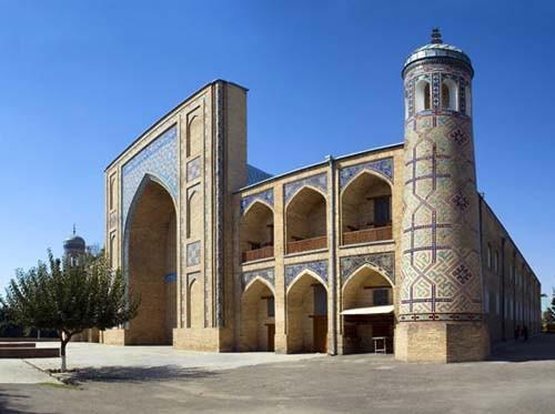 Мечеть Хазрати Имом в Ташкенте