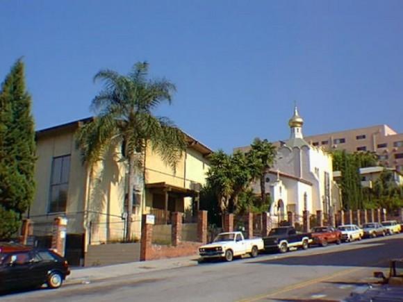 Храм Покрова Пресвятой Богородицы в Лос-Анджелесе
