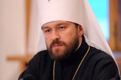От Украины до Китая — митрополит Иларион рассказал о работе Отдела внешних церковных связей за год