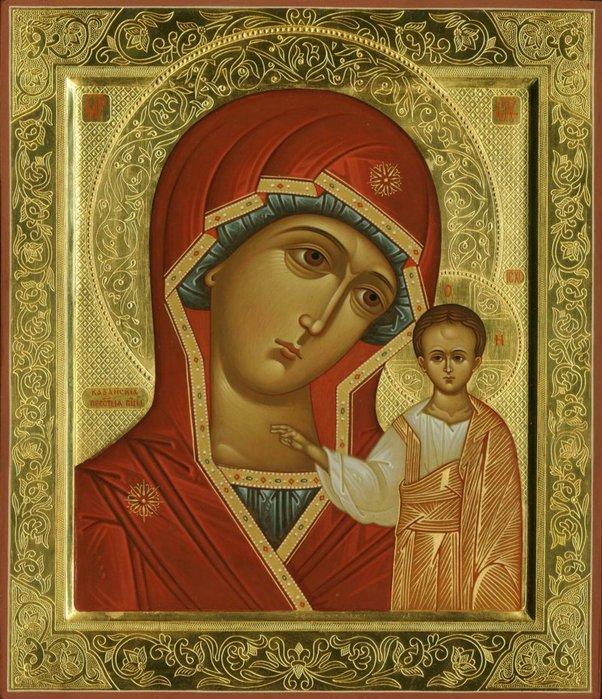 ... иконе Божией Матери? Произошло какое: www.pravmir.ru/zastupnica-prazdnik-kazanskoj-ikony-bozhiej-materi-i...