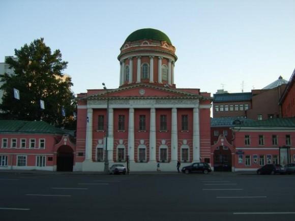 Храм св. ап. Иоанна Богослова на Новой площади