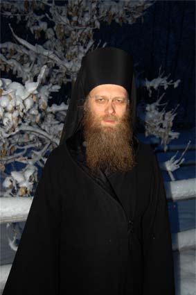 Архимандрит Порфирий (Шутов), наместник Соловецкой обители