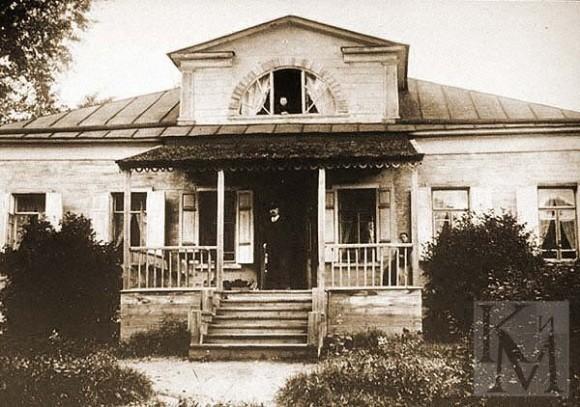 Шахматово. 1890-е годы.
