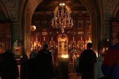 Ночное богослужение в Новый год: храмы Москвы и Санкт-Петербурга