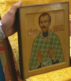 Священномученик Александр Петропавловский, живший в этом селе и расстрелянный в 1937 году. 17 ноября  ежегодно  всем районом  отмечается  День его памяти