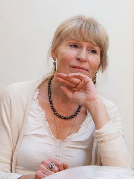 Олеся Николаева. Фото Юлии Маковейчук