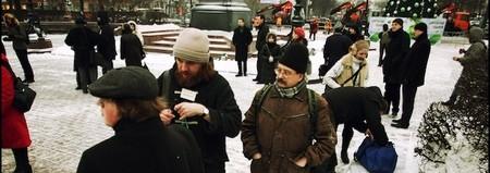 «Массовые» акции протеста против передачи имущества Церкви прошли в Москве
