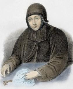 Монахиня Досифея, старица Ивановского  монастыря (1746=1810).