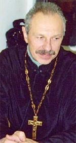 Протоиерей Виталий ГОЛОВАТЕНКО, настоятель храма Рождества Пресвятой Богородицы при Санкт-Петербургской консерватории