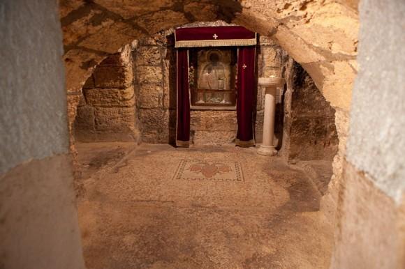 Пещера свт. Николая. Фото Юлии Маковейчук
