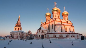 Иверский собор монастыря