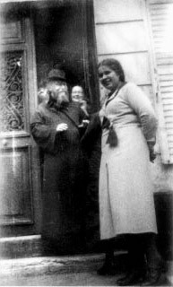 с отцом Сергием Булгаковым