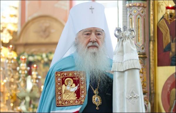 Митрополит Крутицкий и Коломенский Ювеналий отмечает 45-летие архиерейской хиротонии