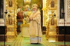 Фото: пресс-служба Патриарха Московского и всея Руси.