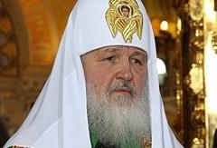 """Святейший Патриарх Кирилл: """"Только вера способна остановить насилие"""""""