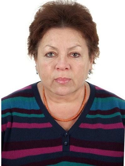 Лариса Октябристовна Павлова