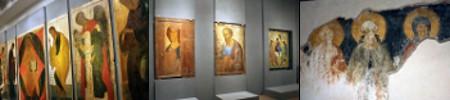 Открытие выставки «Андрей Рублев: подвиг иконописания»