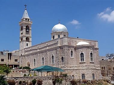 Церковь святителя Николая, Бейт Джала