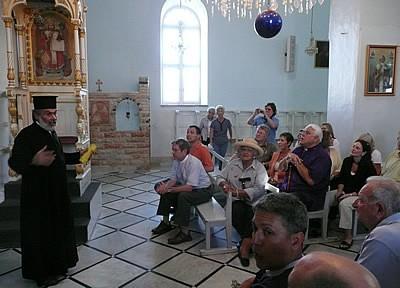Проповедь в храме святителя Николая