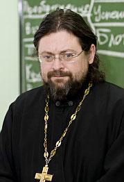 Протоиерей Игорь Гагарин