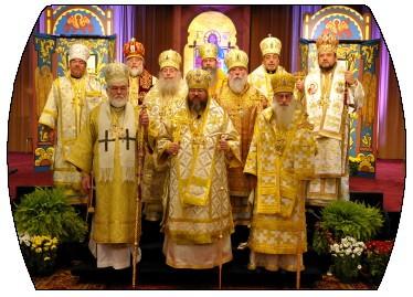 Синод Православной Церкви Америки