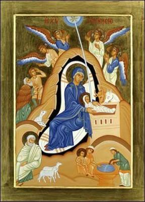 образец Болгарской иконописи