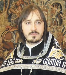 Протоиерей Геннадий Цуркану