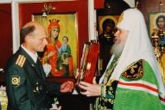 Домовый храм св. Александра Невского в Академии управления МВД РФ