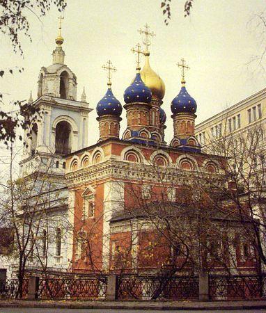 Храм в честь Св. Великомученика Георгия