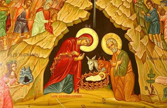 weihnachten zur kirche