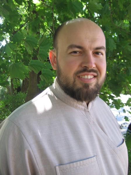 Протоиерей Сергий Бегашев