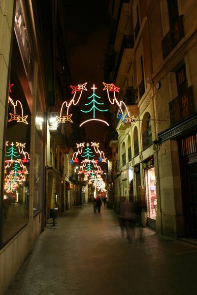 Рождество, Барселона