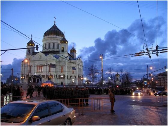 Интронизация Патриарха Кирилла: как это было (ФОТО)