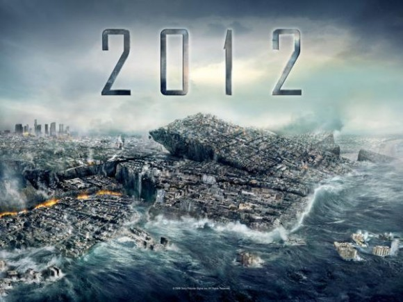 "Афиша фильма ""2012"""