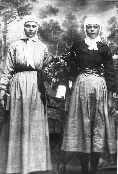 Мать и сестра владыки