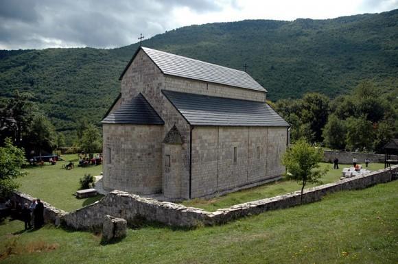 Монастырь Успения в Пиве. Фото иеромонаха Игнатия (Шестакова)
