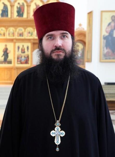 Протоиерей Андрей Новиков