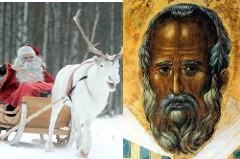 От святителя Николая до Санта Клауса