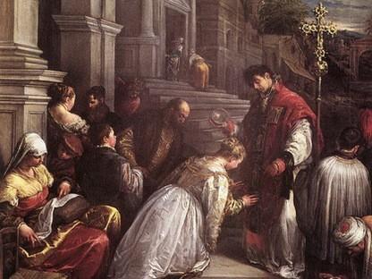 День святого Валентина - традиции и обычаи