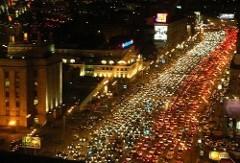 Как победить московские пробки?