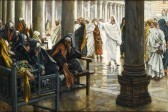 Неделя о мытаре и фарисее 2016. Первый зов великопостной весны