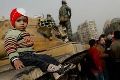Египет перед  выбором пути