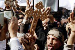 Христиане и египетская революция