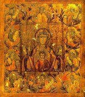 Курская Коренная икона Божией Матери исторические факты